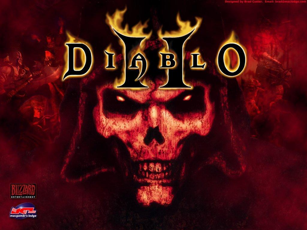 Анатомия любимых игрулек - Diablo 2. - Изображение 1