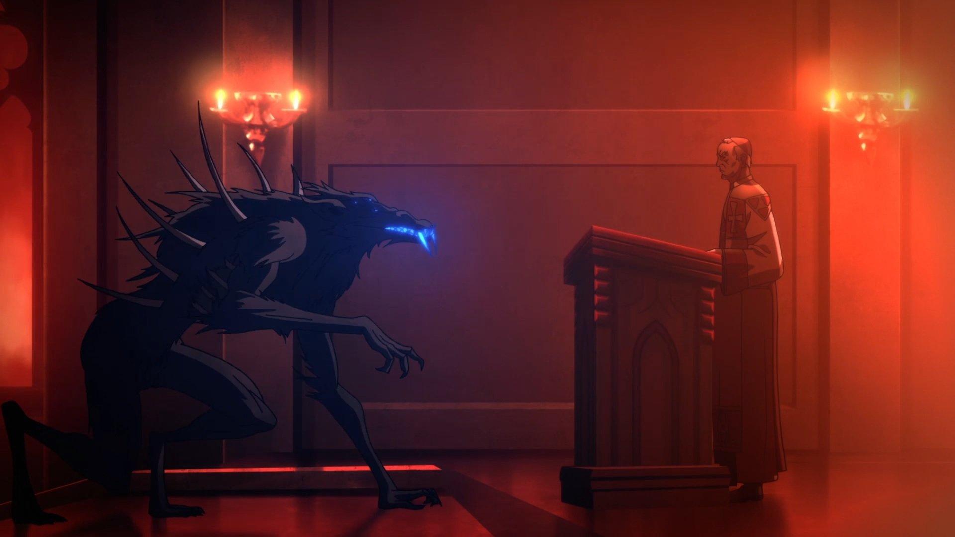 Премьера сезона: «Castlevania» на Netflix. - Изображение 3