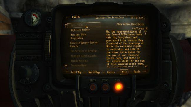 Вспоминаем лучший квест Fallout: New Vegas (spoiler alert). - Изображение 4