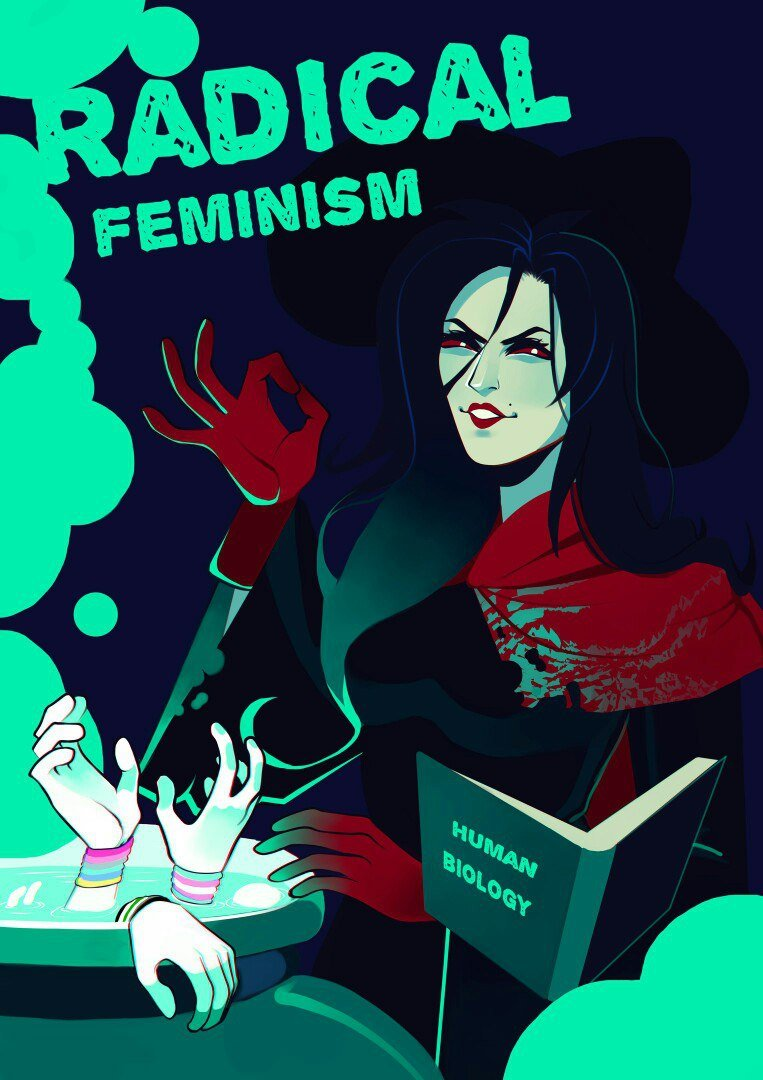 radical ferminism A radical feminist is typically a follower of radical feminist philosophy this philosophy usually states that women are oppressed physically, sexually.