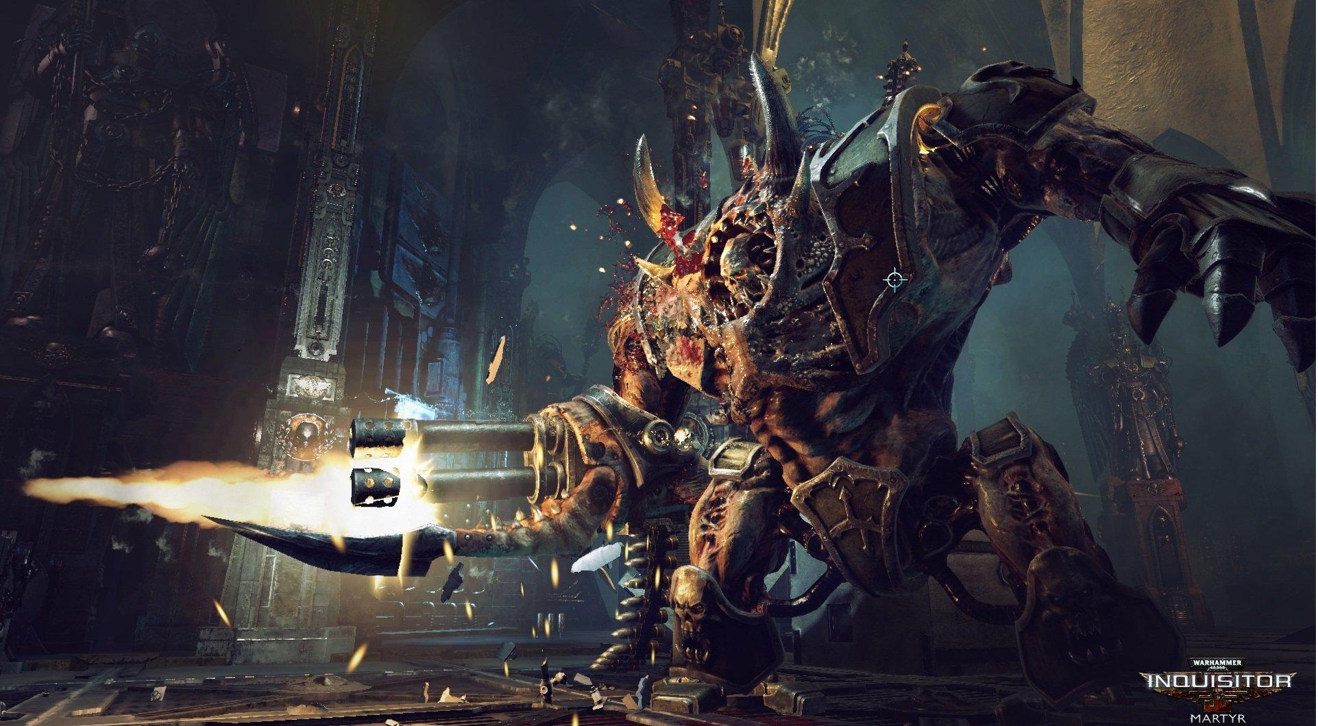 [PC] Немного об альфа-билде Warhammer 40,000: Inquisitor - Martyr. - Изображение 1
