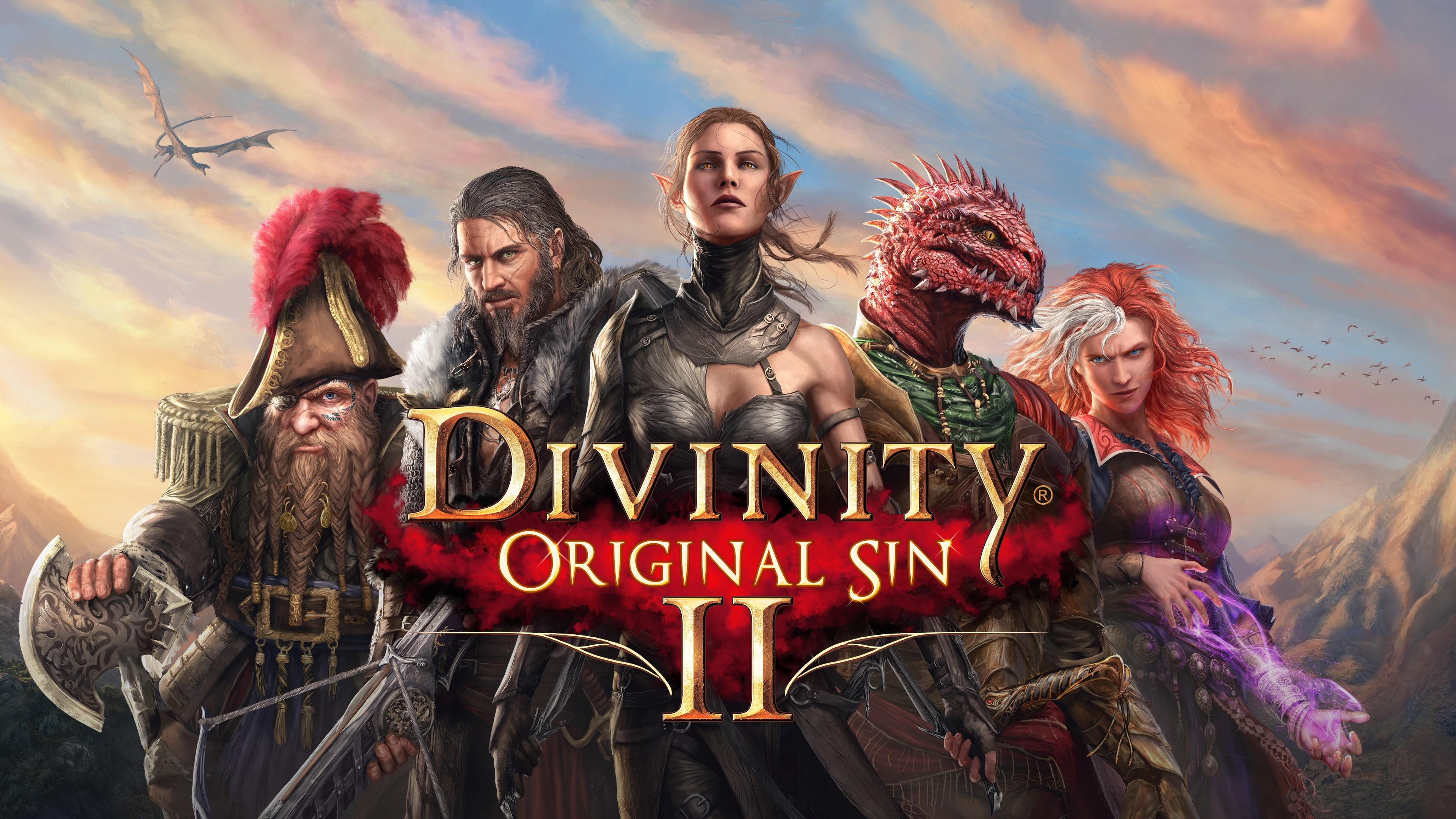 Отряд для Divinity: Original Sin 2. - Изображение 1