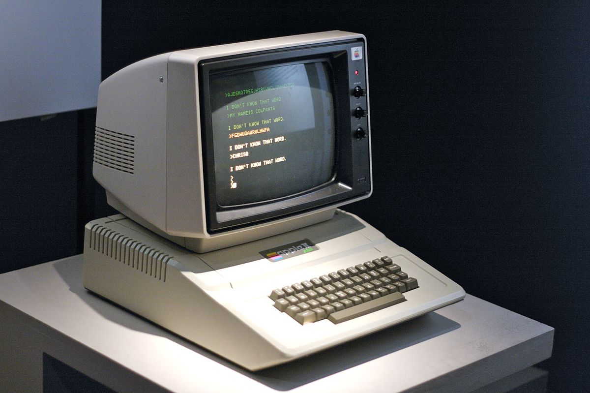 Посмотрите на эти ужасные клавиатуры 70-х и 80-х [Перевод]. - Изображение 1