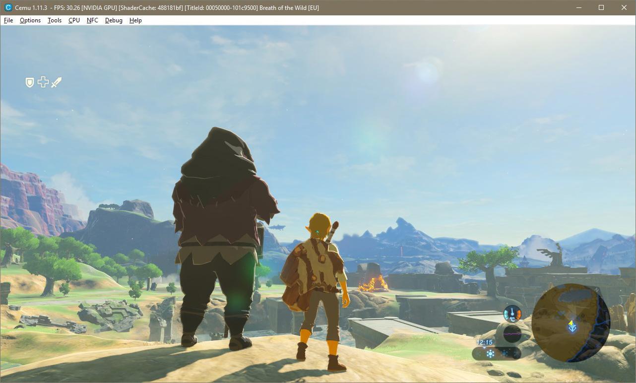 Как поиграть в The Legend of Zelda: Breath of the Wild на PC? Гайд по настройке Cemu. - Изображение 1