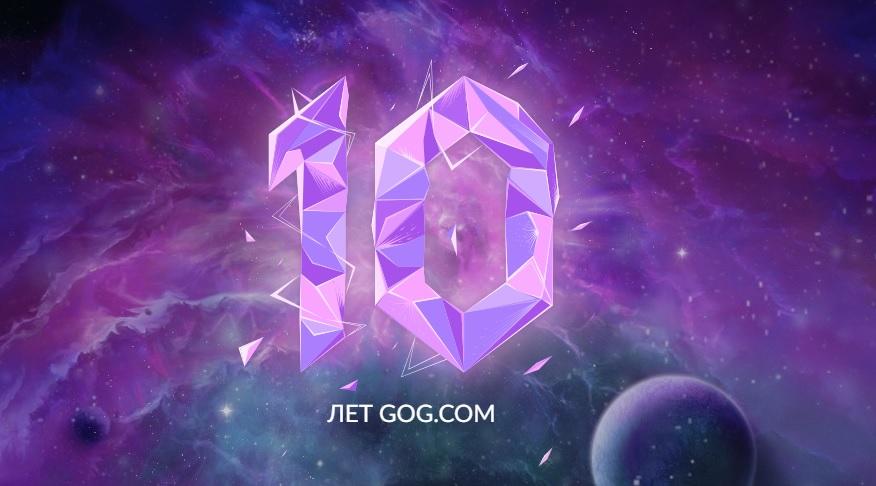 Gog.com 10 лет! Голосуем и получаем подарок.. - Изображение 1