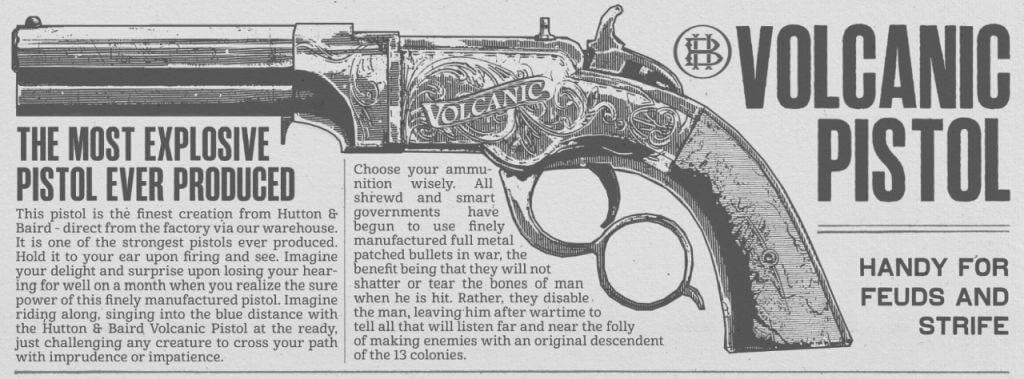 [Гайд] Оружие в игре Red Dead Redemption 2. - Изображение 3