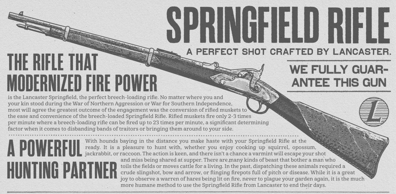 [Гайд] Оружие в игре Red Dead Redemption 2. - Изображение 4