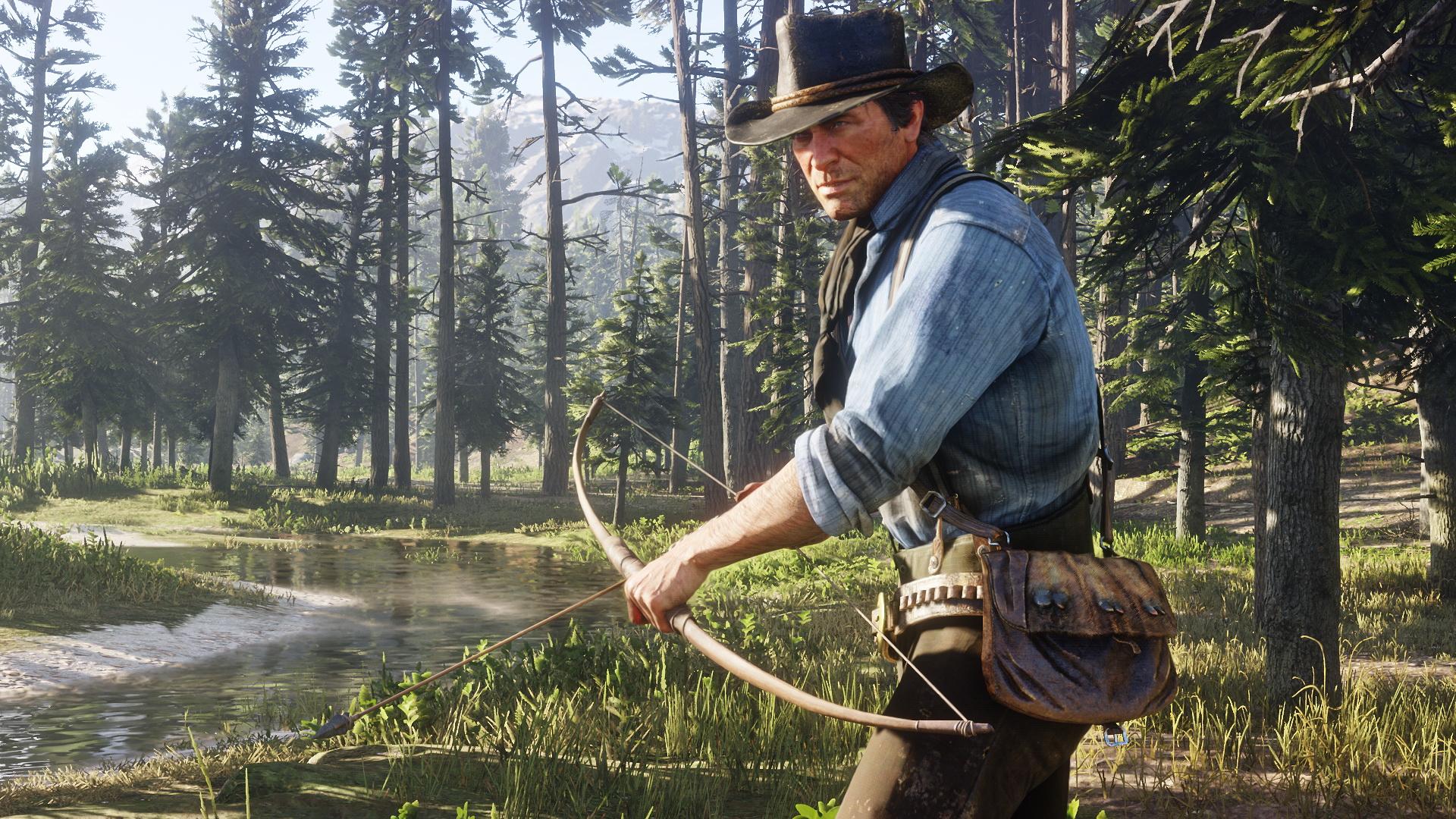 [Гайд] Оружие в игре Red Dead Redemption 2. - Изображение 8