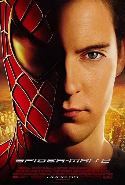 [Достойное упоминание] фильм «Человек-паук 2» . - Изображение 1