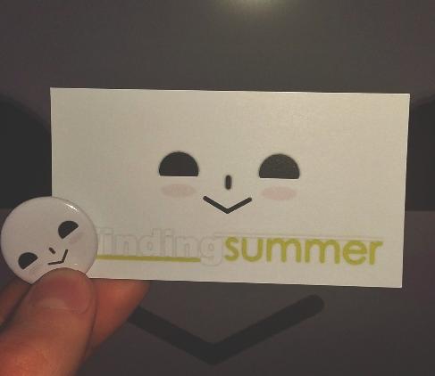 Мой первый шоукейс (Finding summer) . - Изображение 3