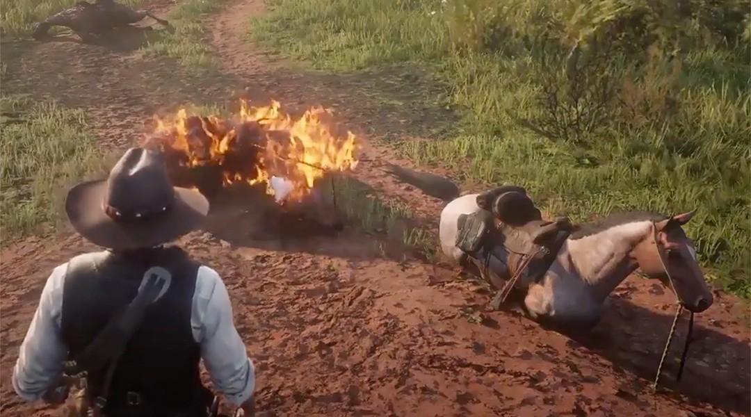 Red Dead Redemption 2— Уныние на кончиках пальцев.. - Изображение 5