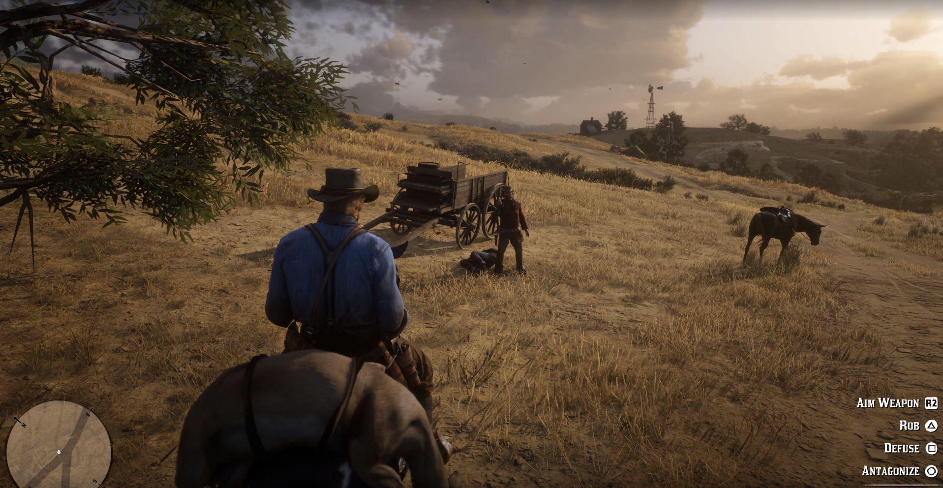 Red Dead Redemption 2— Уныние на кончиках пальцев.. - Изображение 3