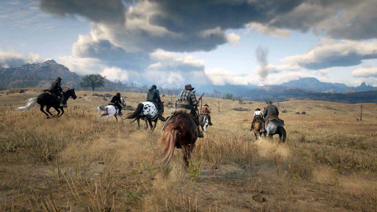 Red Dead Redemption 2— Уныние на кончиках пальцев.. - Изображение 2