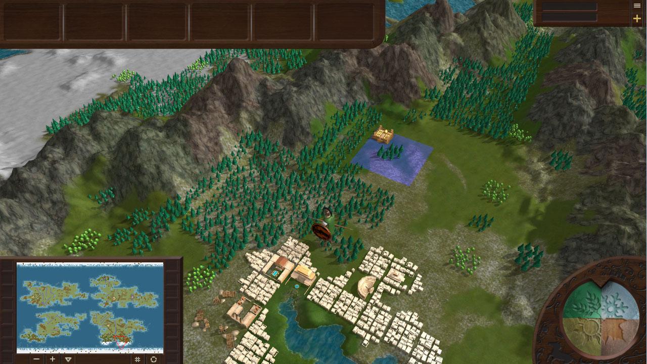 Стратегическая игра - Великие племена. - Изображение 1