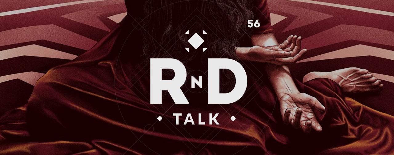 Подкаст RND Talk #56 — Просто отредактируй геном (Суспирия, Darksiders 3 и КОНКУРС). - Изображение 1