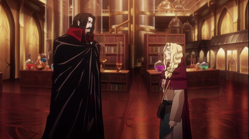 Обзор мультсериала Castlevania от Netflix. - Изображение 3