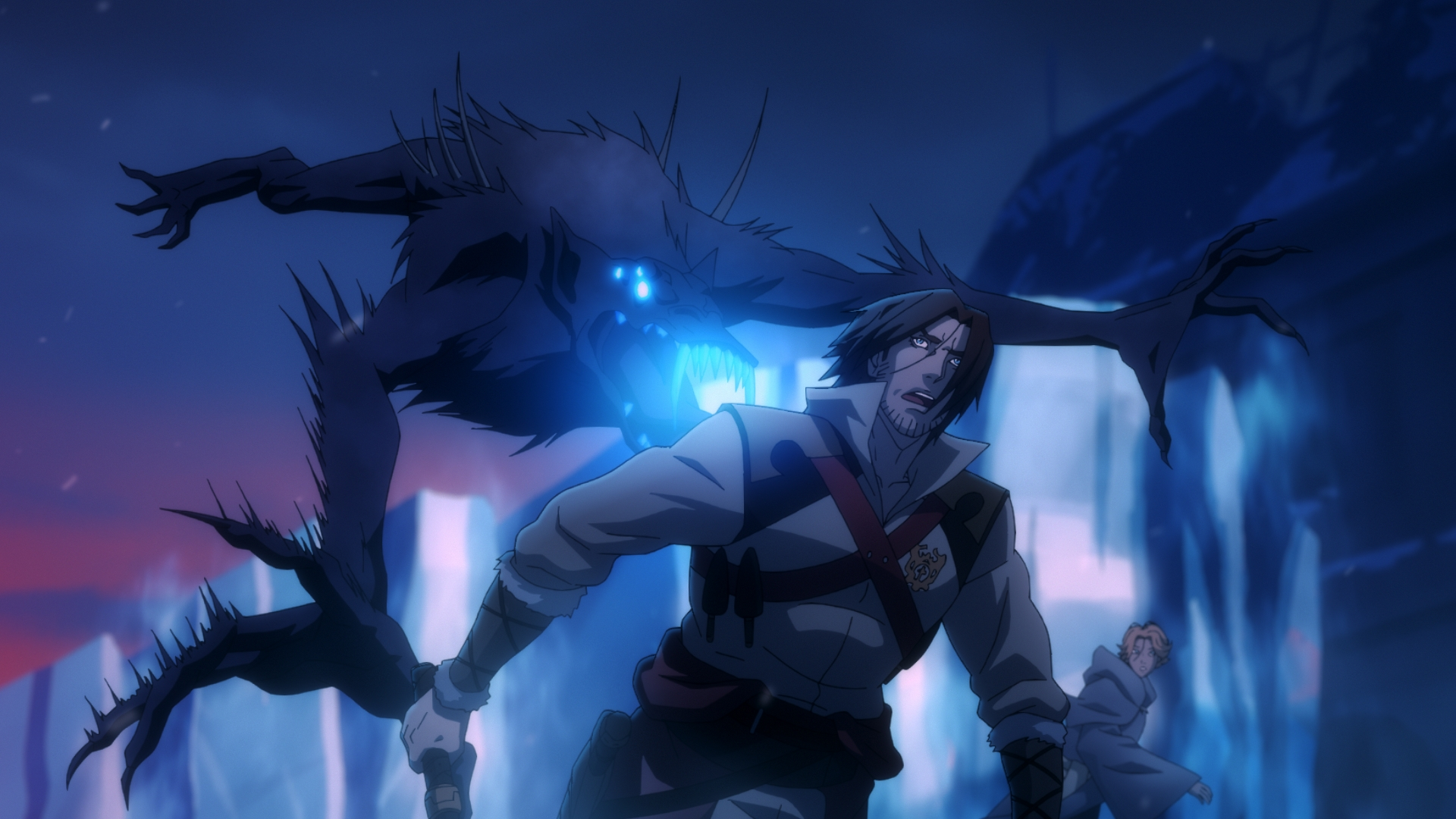Обзор мультсериала Castlevania от Netflix. - Изображение 8