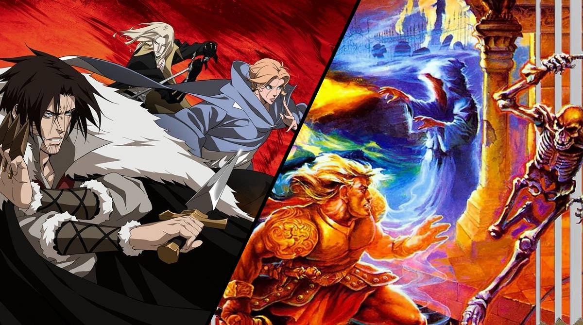 Обзор мультсериала Castlevania от Netflix. - Изображение 1