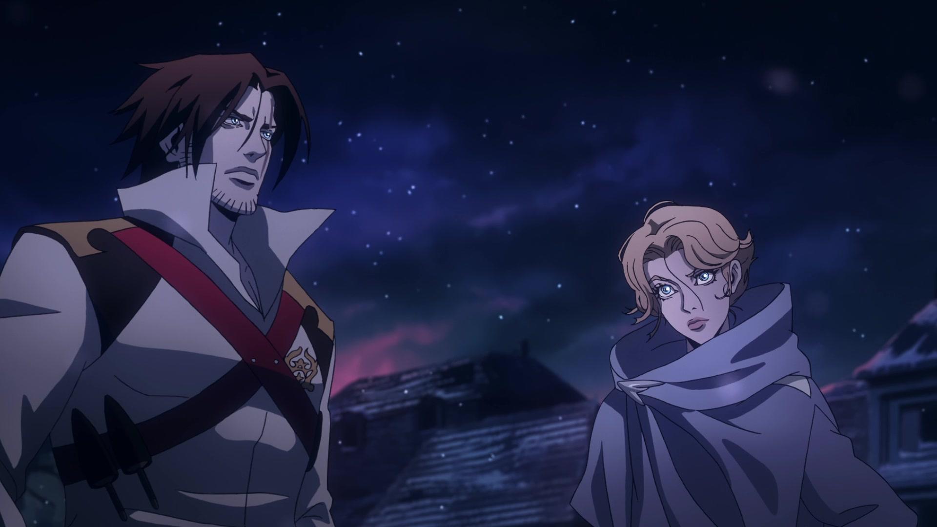 Обзор мультсериала Castlevania от Netflix. - Изображение 6