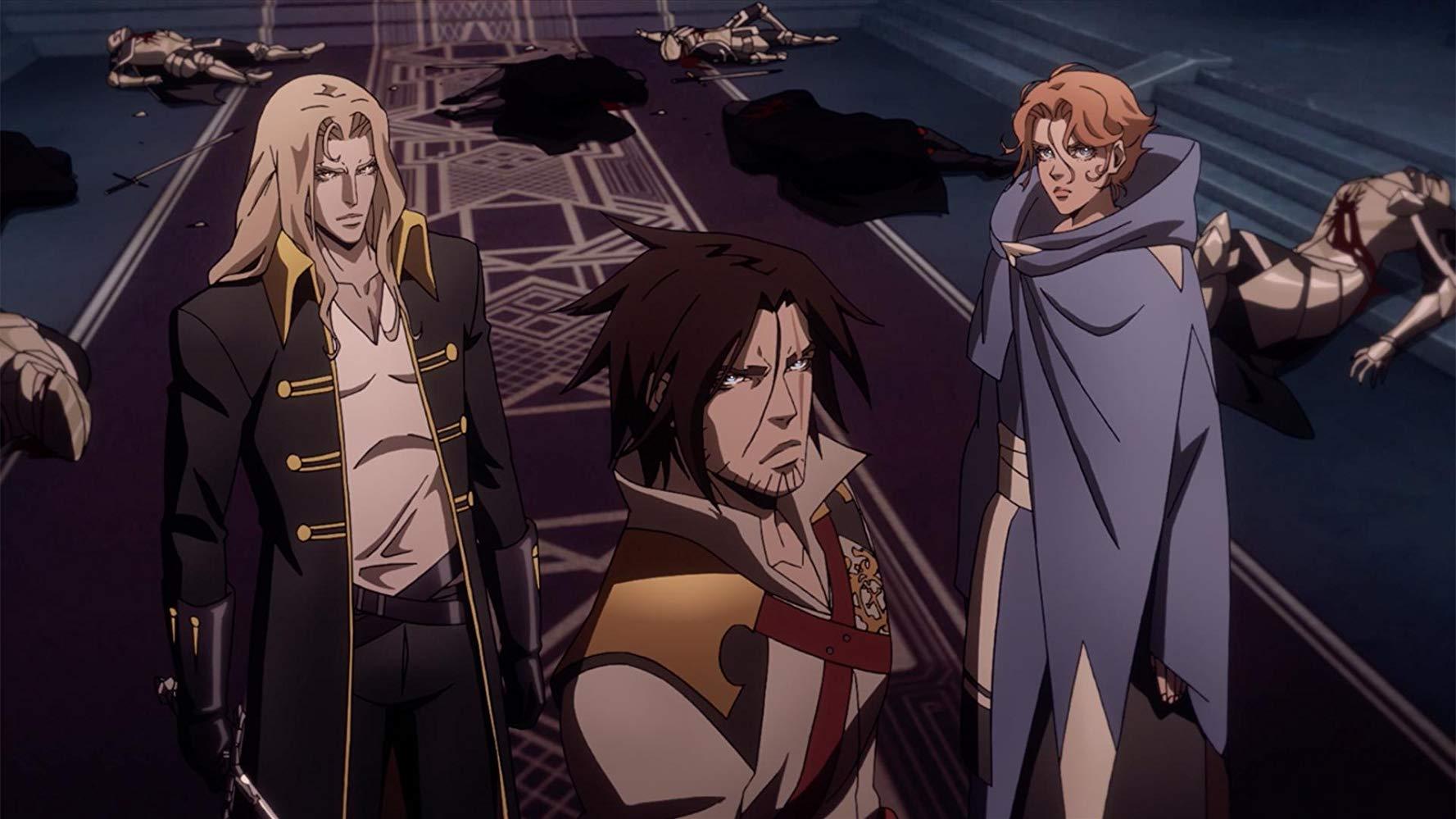 Обзор мультсериала Castlevania от Netflix. - Изображение 9