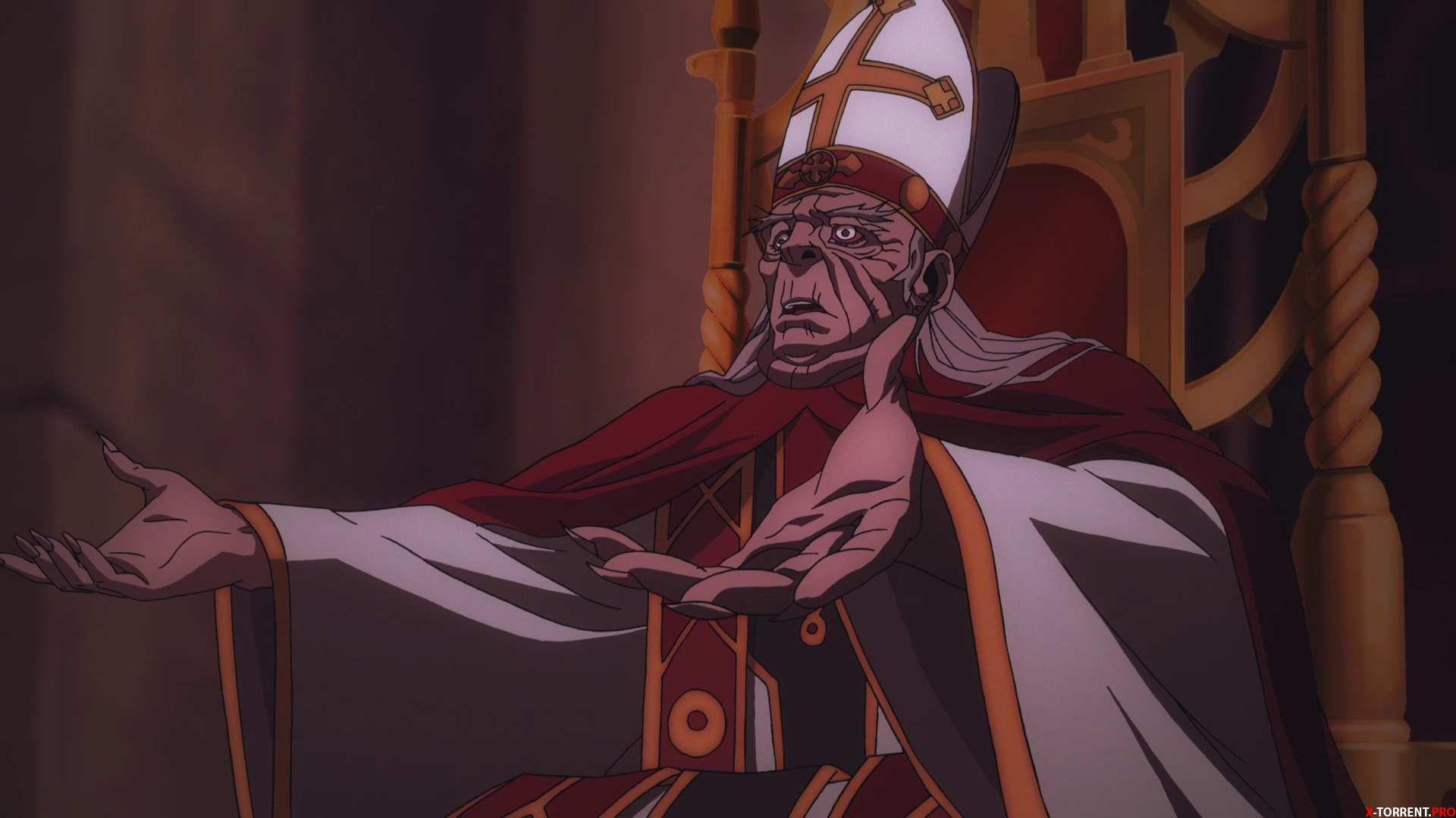 Обзор мультсериала Castlevania от Netflix. - Изображение 4