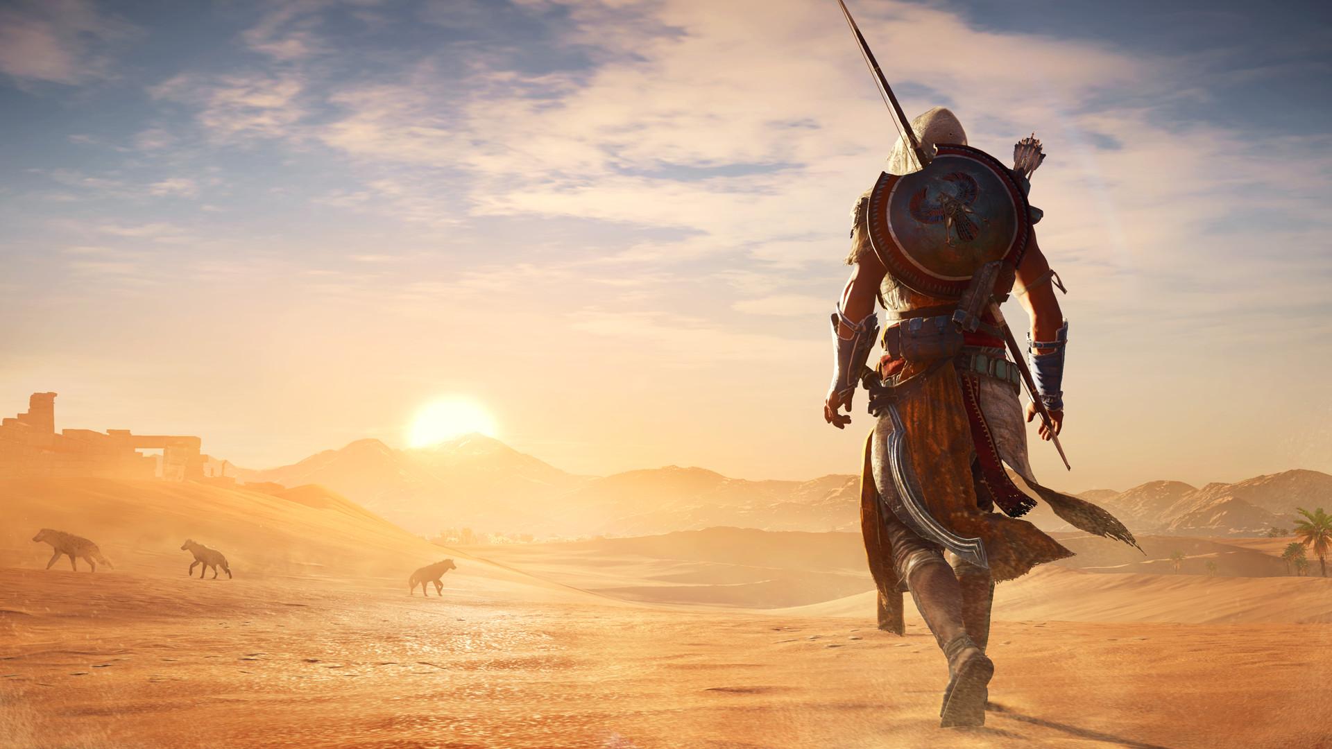 [PC] Про игру Assassin's Creed: Origins. - Изображение 1
