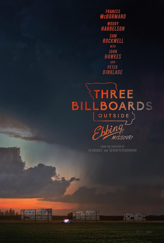 Рецензия на фильм «Три билборда на границе Эббинга, Миссури». - Изображение 1