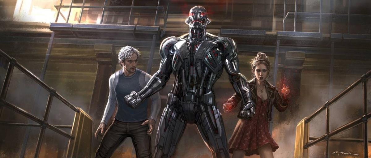 Игры и фильмы по комиксам: Avengers. - Изображение 8