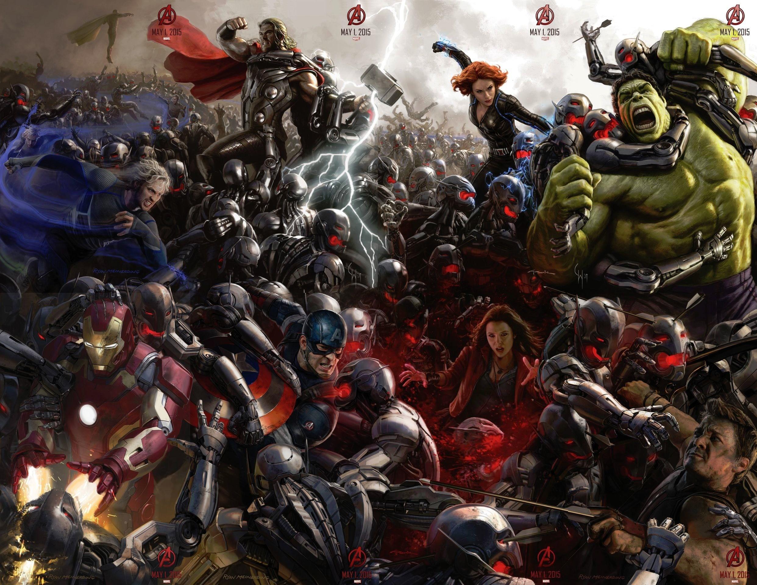 Игры и фильмы по комиксам: Avengers. - Изображение 7