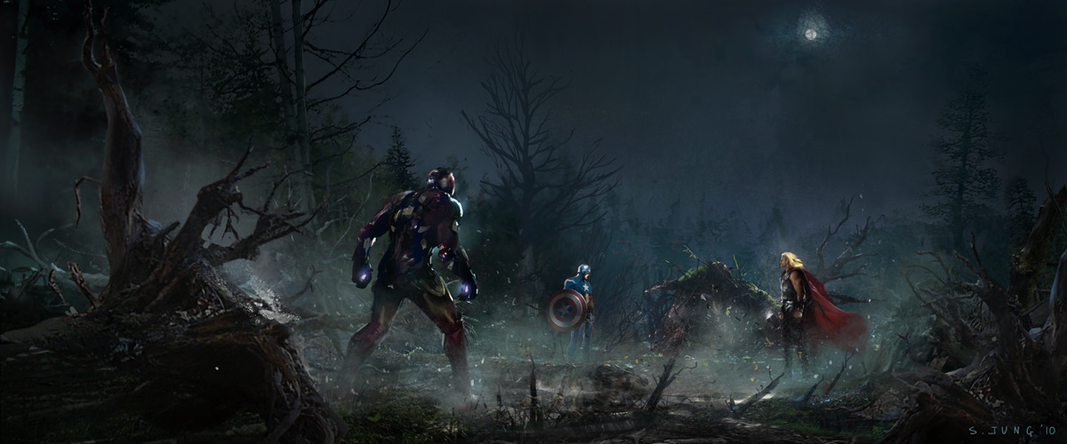 Игры и фильмы по комиксам: Avengers. - Изображение 3