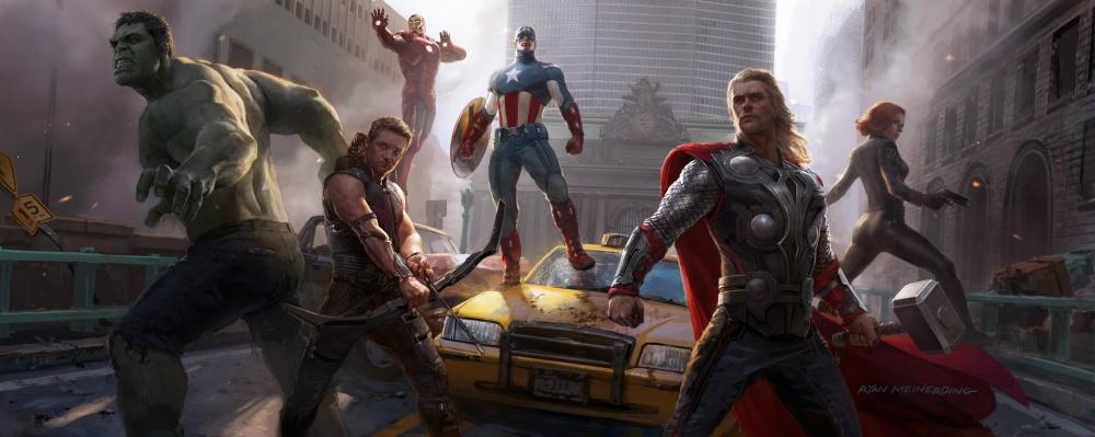 Игры и фильмы по комиксам: Avengers. - Изображение 2