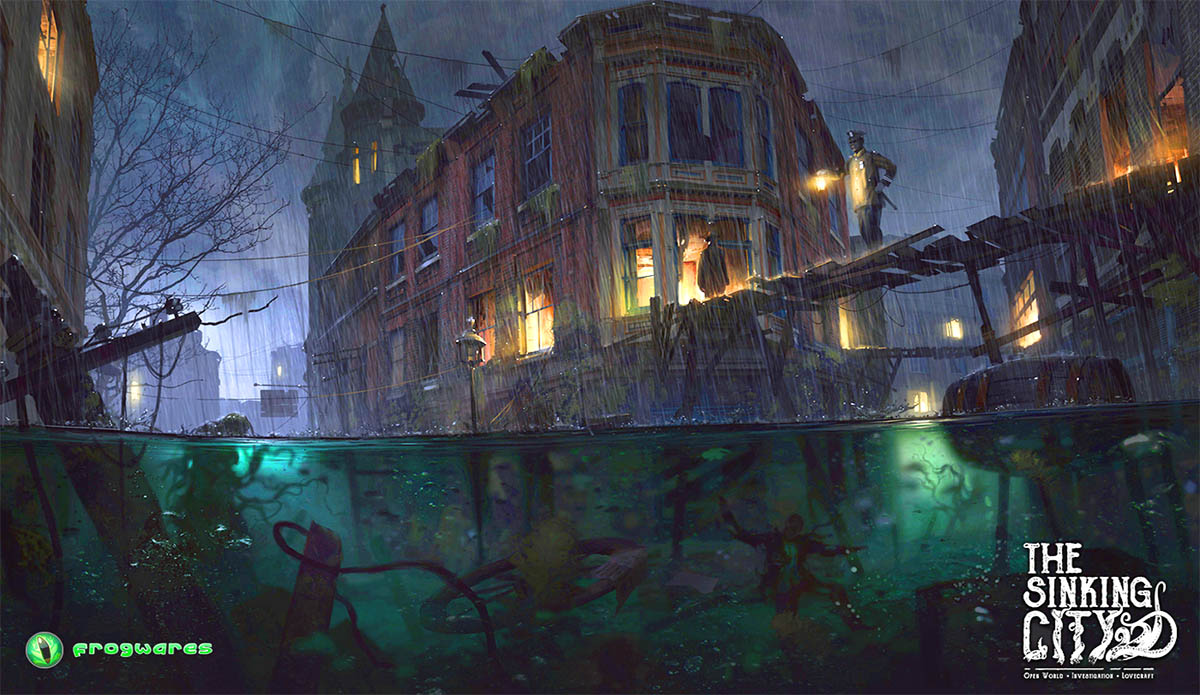Женский взгляд: The Sinking City. - Изображение 2