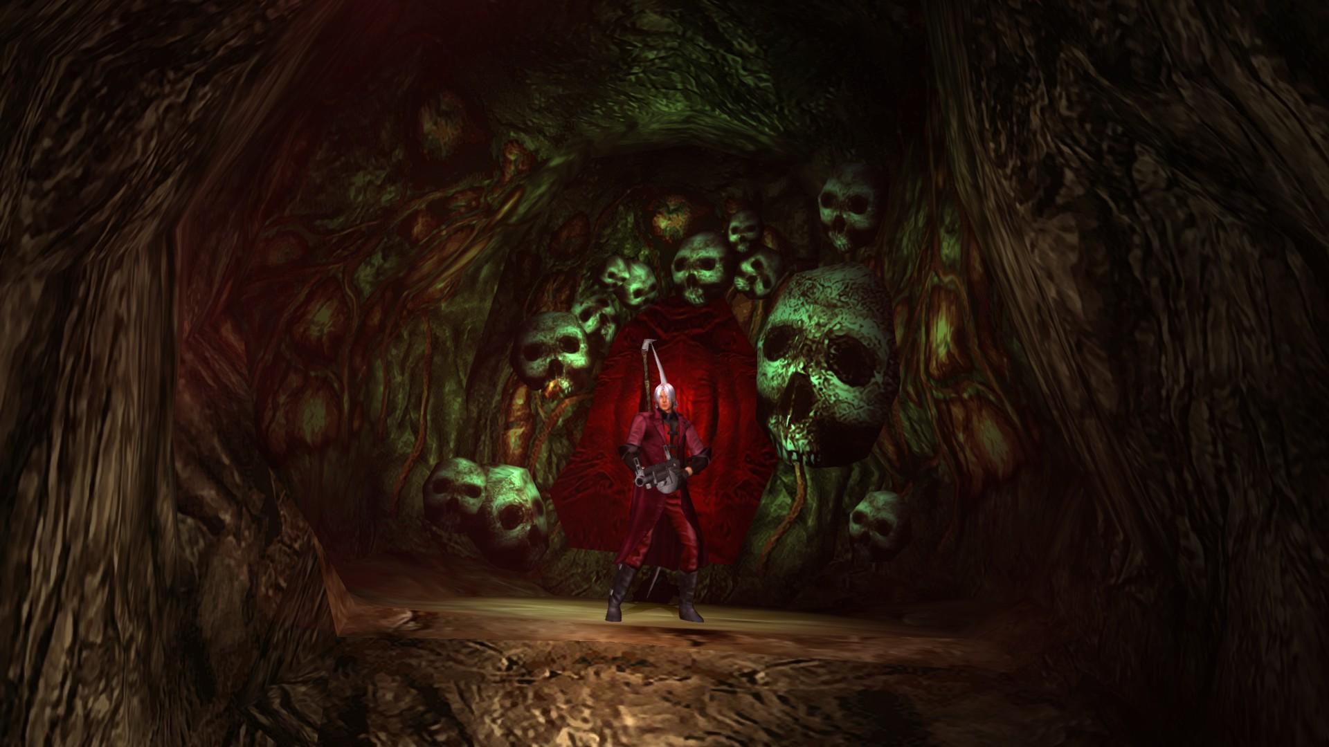 Пост-прохождение Devil May Cry Часть 7. - Изображение 57