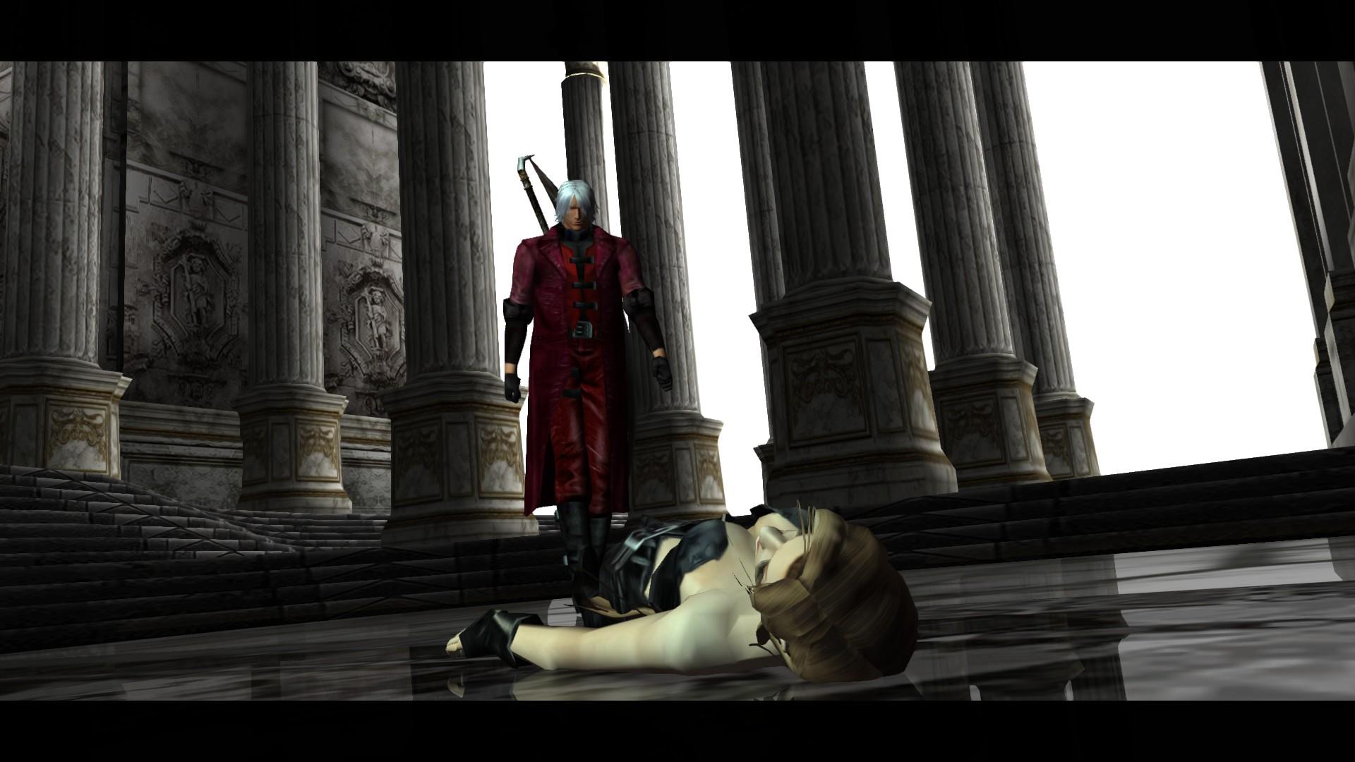 Пост-прохождение Devil May Cry Часть 8 ФИНАЛ. - Изображение 24