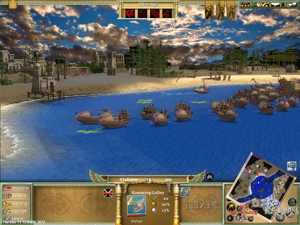 Вспоминая старые игры: Age of Mythology. - Изображение 8