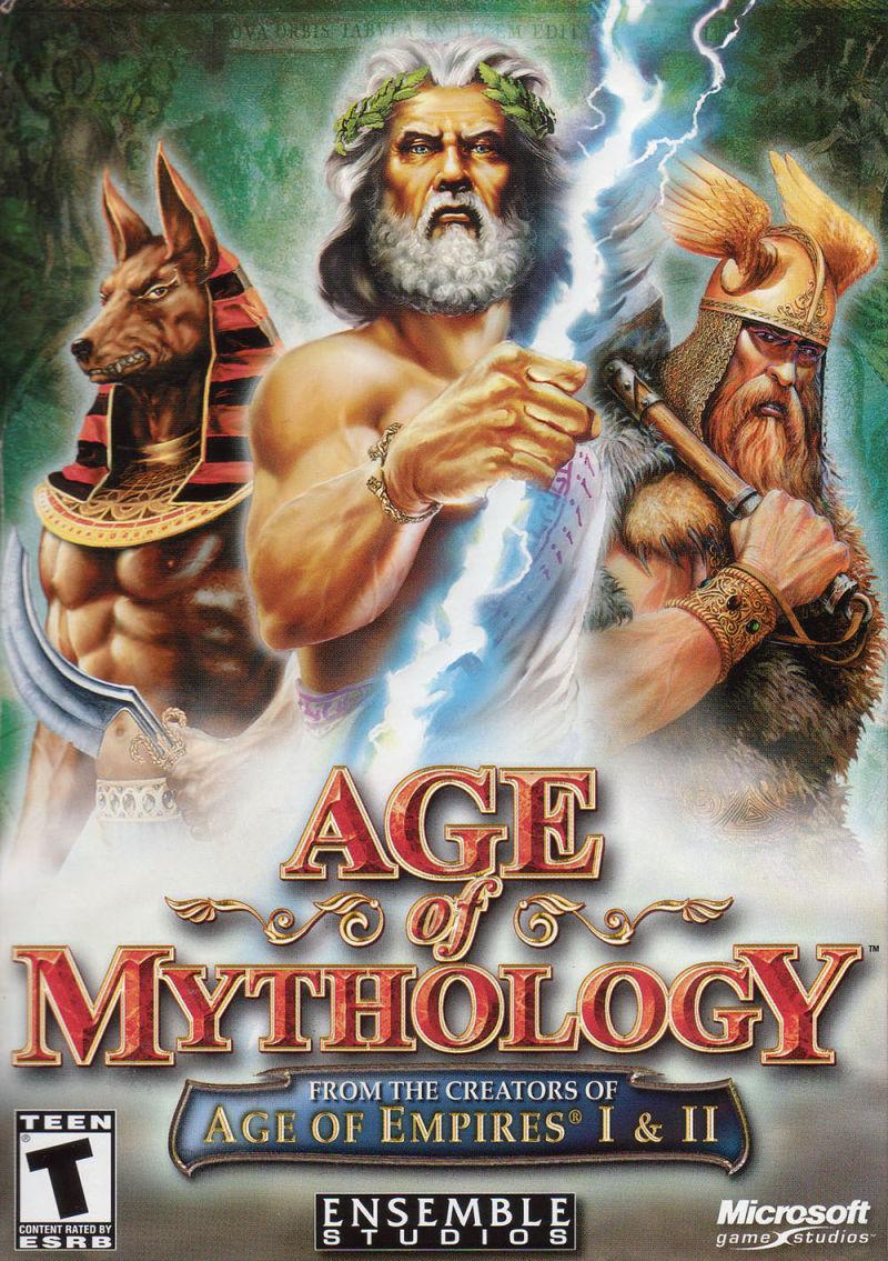 Вспоминая старые игры: Age of Mythology. - Изображение 1
