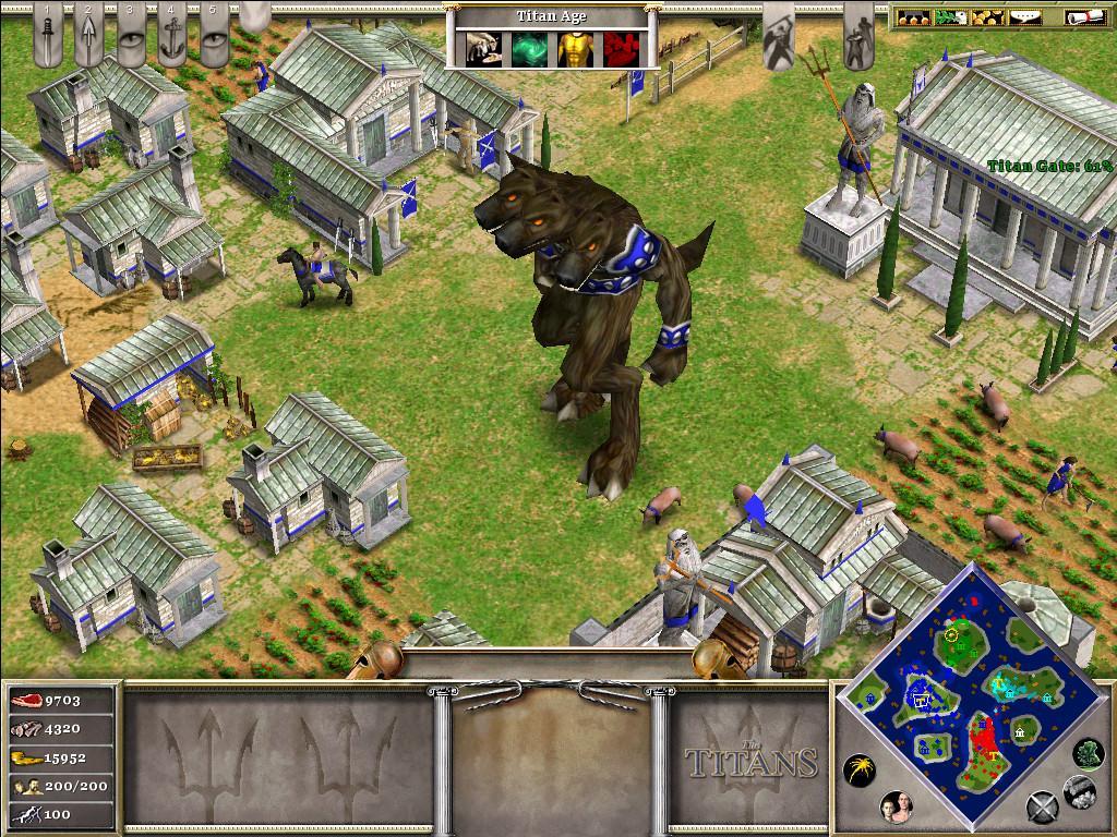 Вспоминая старые игры: Age of Mythology. - Изображение 7