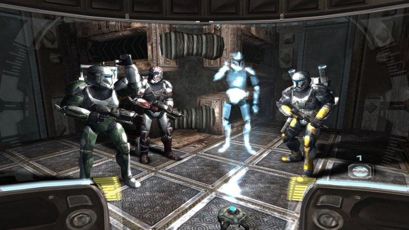 Вспоминая старые игры: Star Wars: Republic Commando. - Изображение 7