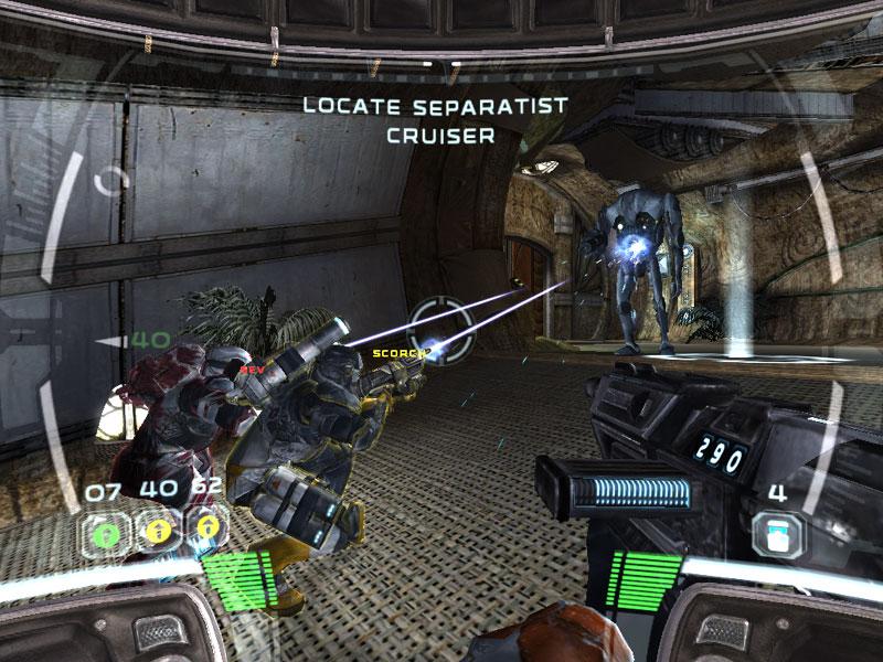 Вспоминая старые игры: Star Wars: Republic Commando. - Изображение 8
