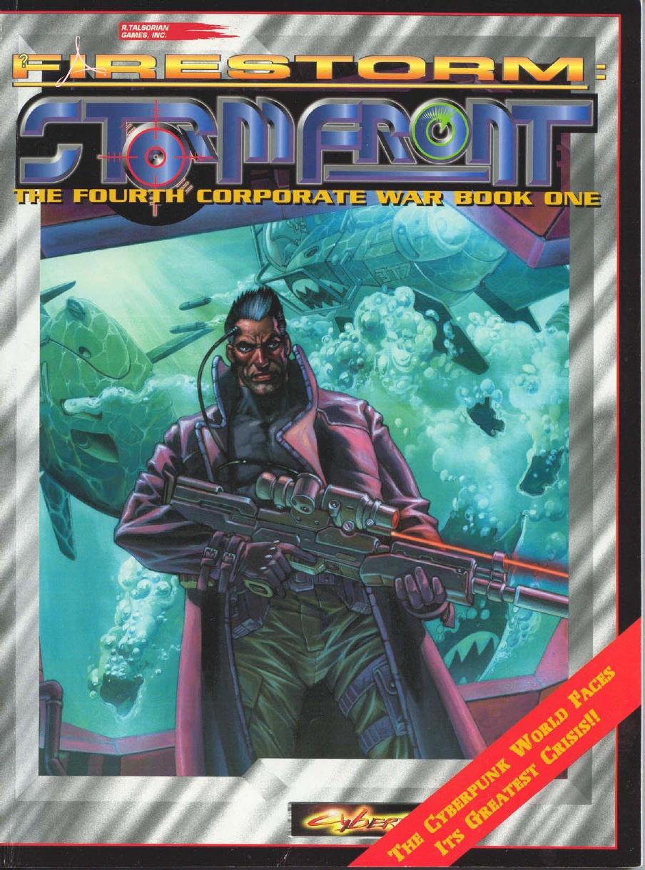 Хронология событий во вселенной Cyberpunk. - Изображение 8