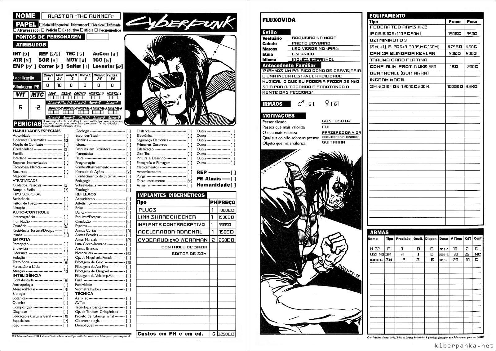 Хронология событий во вселенной Cyberpunk. - Изображение 4