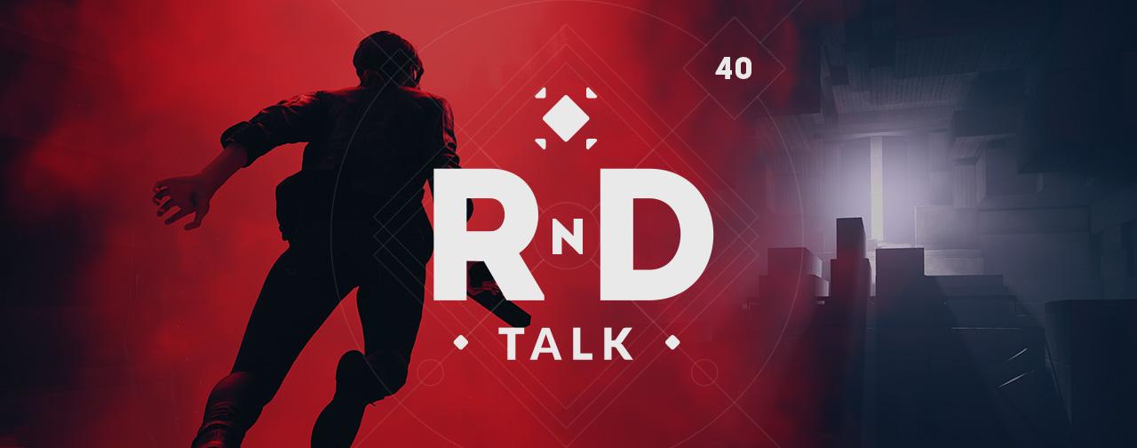 Подкаст RND Talk #40 —Запомни, ни слова про киберпанк. - Изображение 1