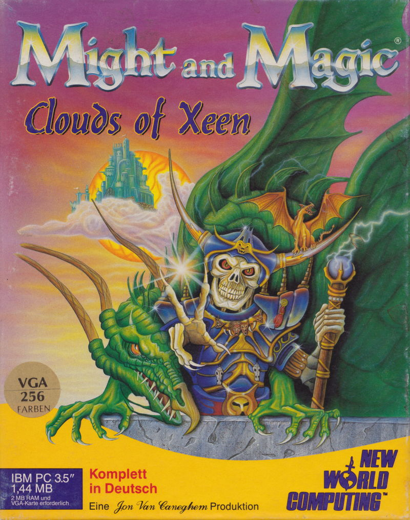 О корнях Героев и Тёмного мессии или История серии Might & Magic. - Изображение 8