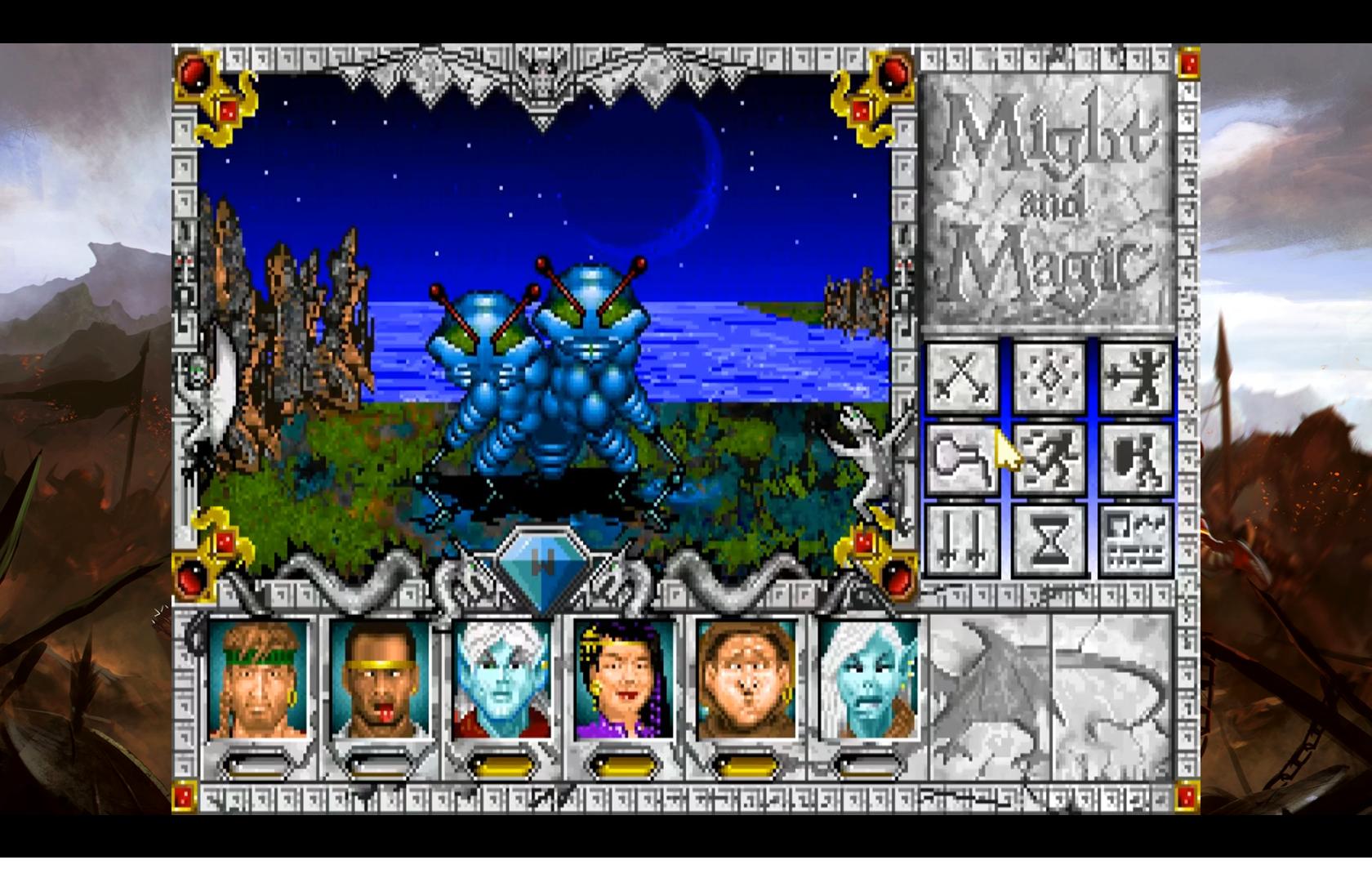 О корнях Героев и Тёмного мессии или История серии Might & Magic. - Изображение 7