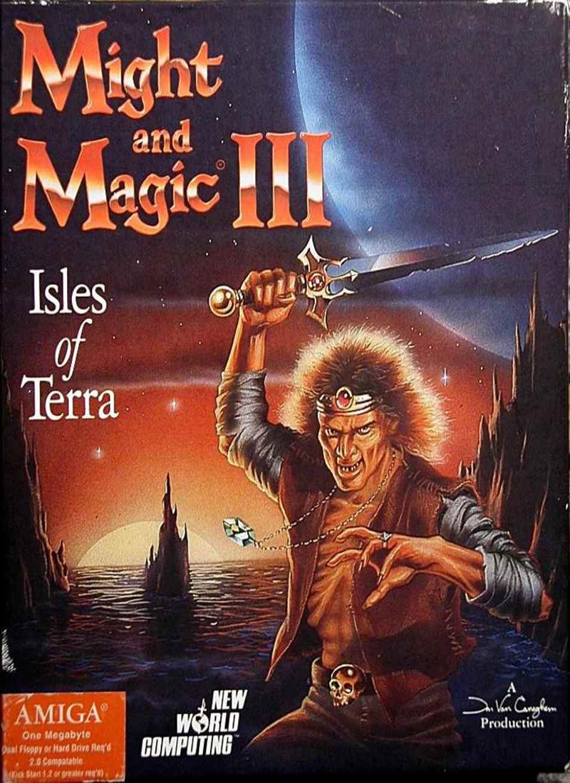 О корнях Героев и Тёмного мессии или История серии Might & Magic. - Изображение 6