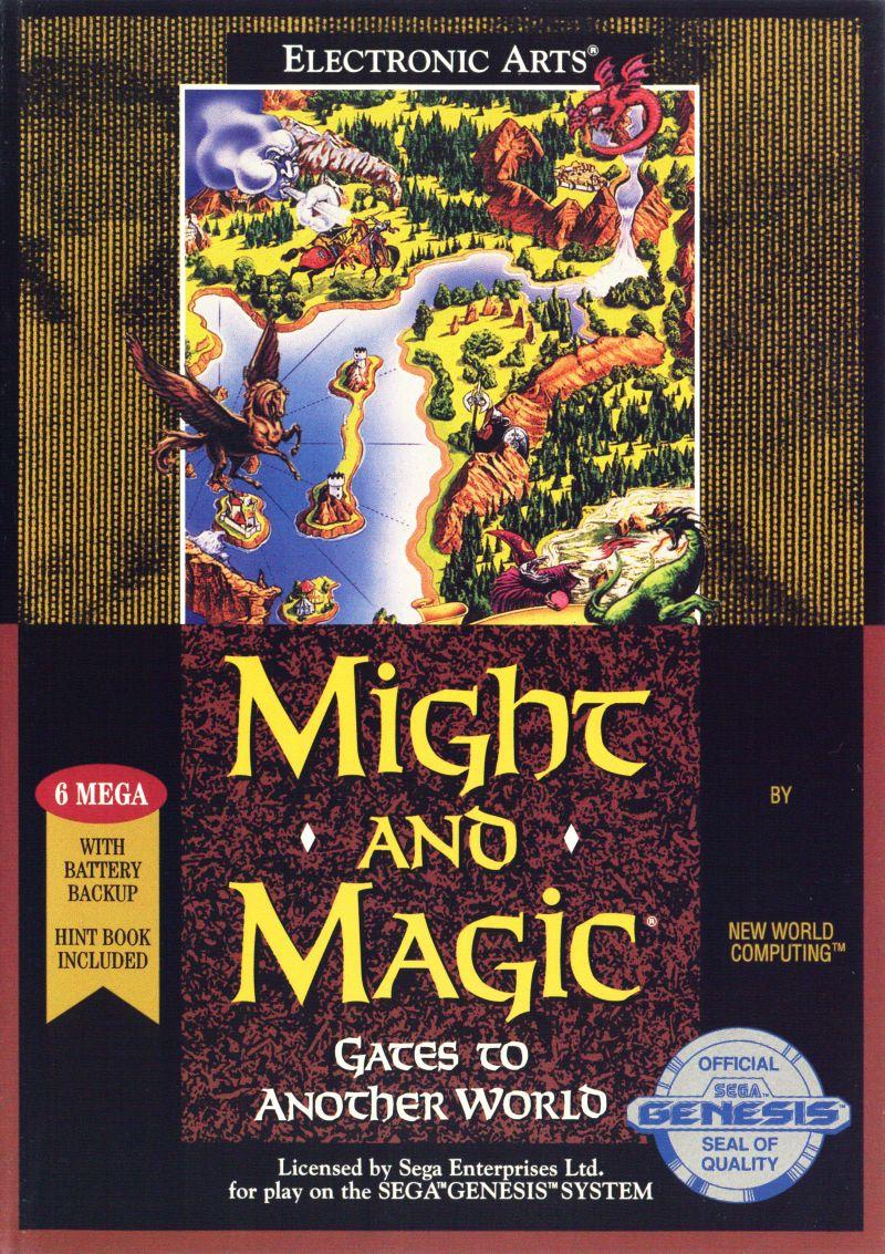О корнях Героев и Тёмного мессии или История серии Might & Magic. - Изображение 4