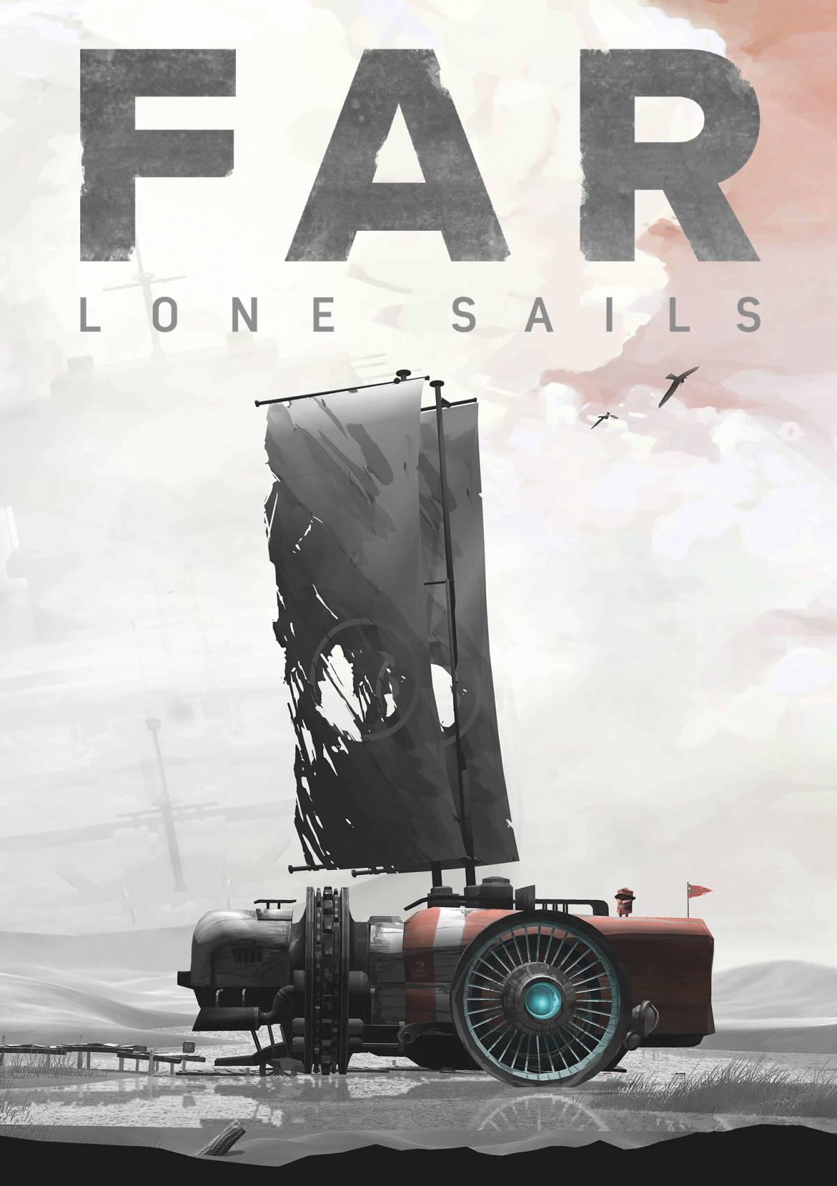 """Рецензия на инди-платформер """"FAR: Lone Sails"""". - Изображение 1"""