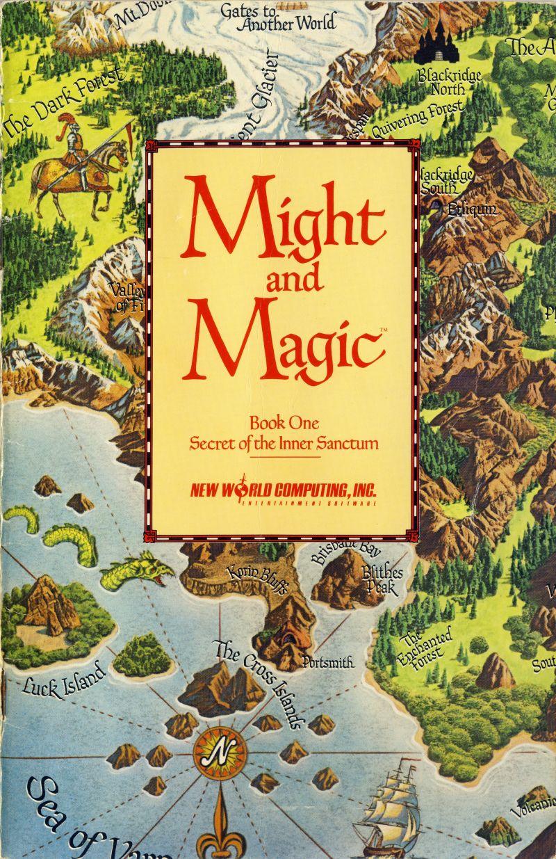 О корнях Героев и Тёмного мессии или История серии Might & Magic. - Изображение 2