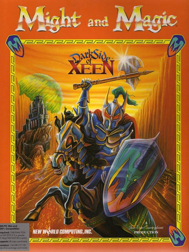 О корнях Героев и Тёмного мессии или История серии Might & Magic. - Изображение 9