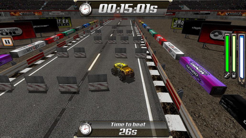 Обзор не найденной игры (ч.55)  SuperTrucks Offroad. - Изображение 6